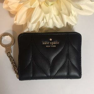 Kate Spade Dani Briar Lane Zip Around Wallet